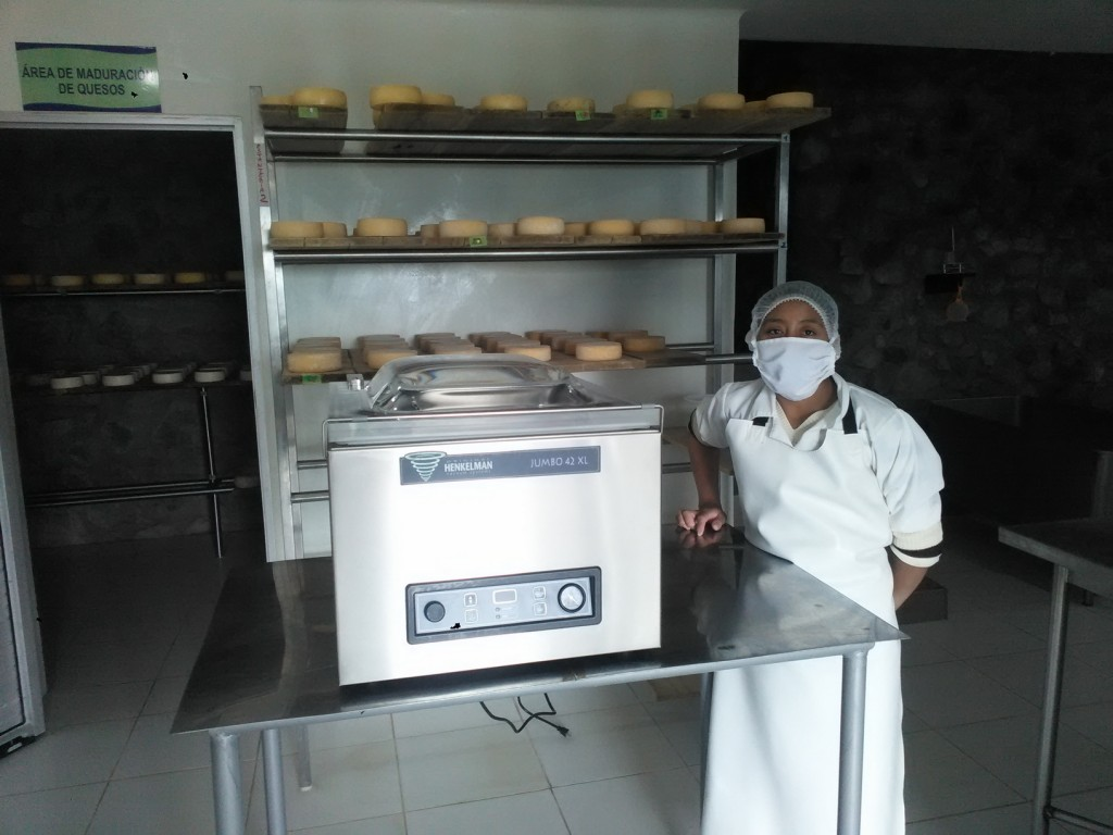 sealed packaging machine