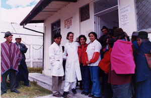 Santiago de Quito Medical Team