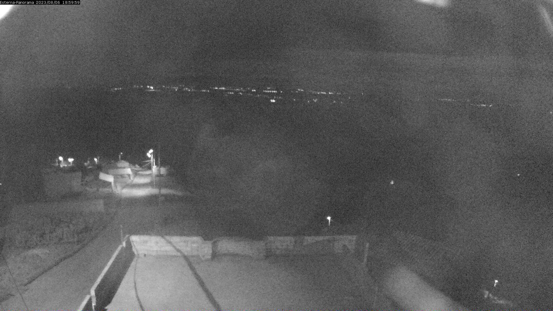 La Esperanza - Panoramaaussicht der Vulkane