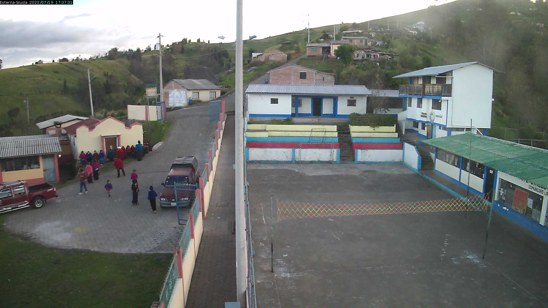 La Esperanza - Scuola