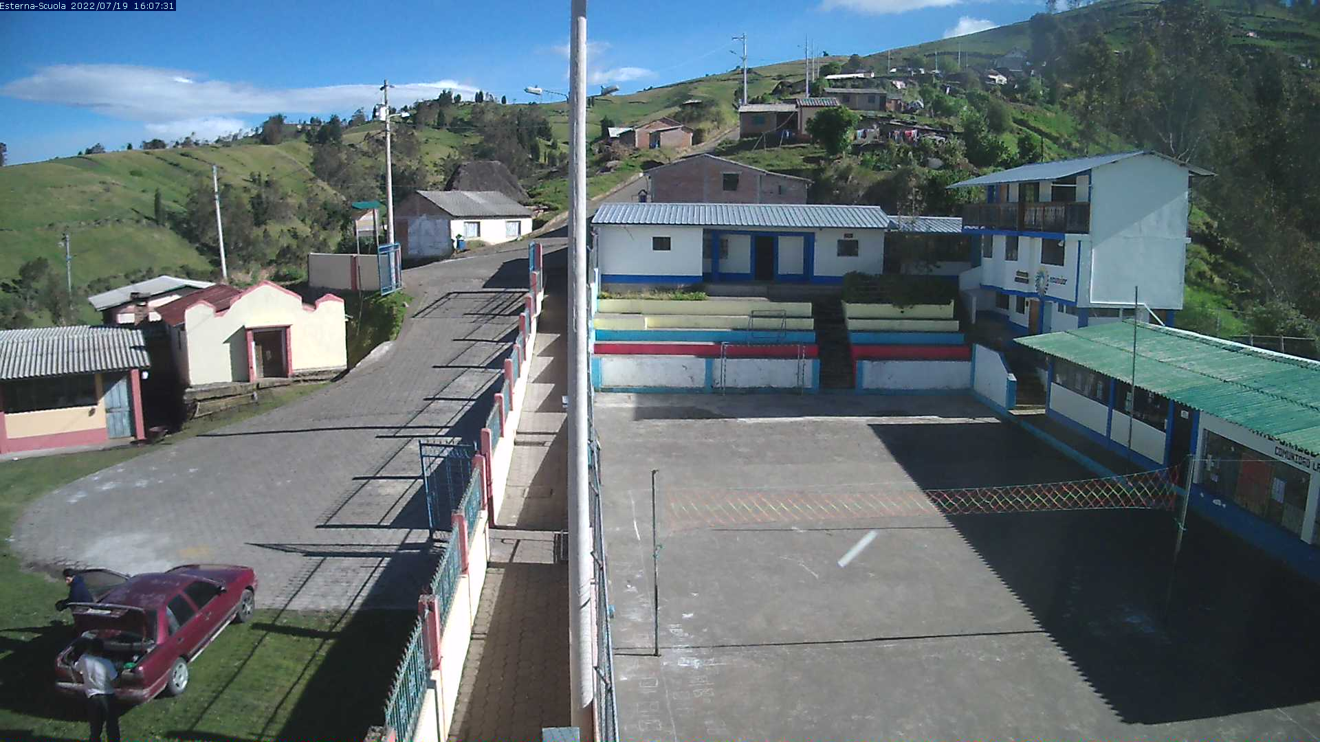 La Esperanza - Schule