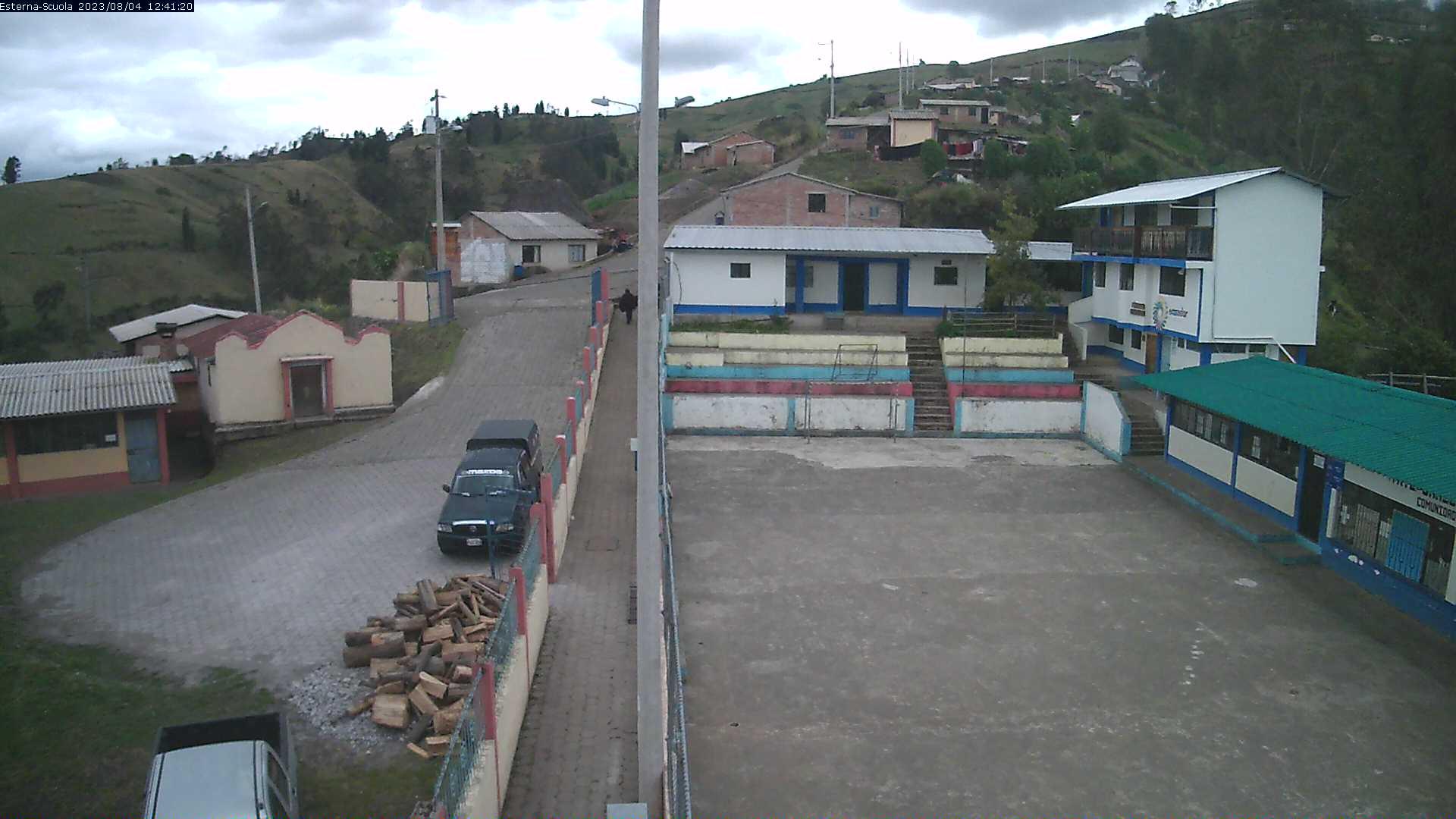 La Esperanza - Escuela